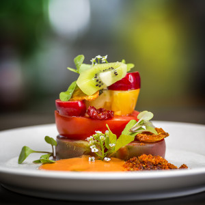 Kauai organic tomato sampler